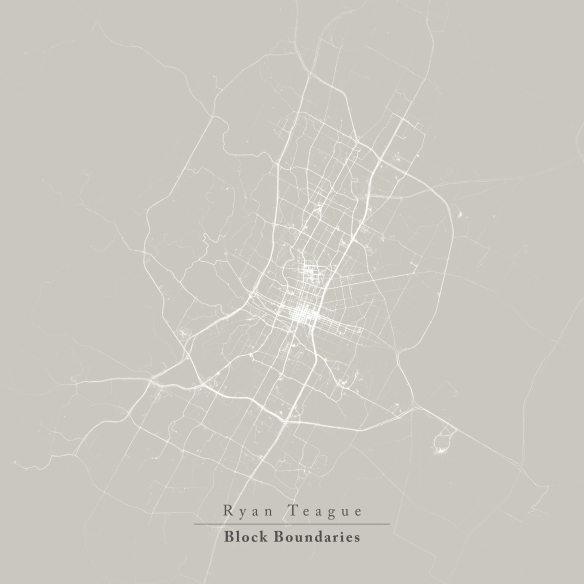 Block Boundaries Artwork