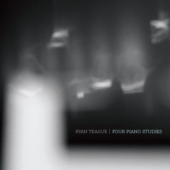 Four Piano Studies Artwork